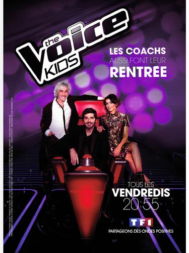 Audience médiamétrie pour le lancement The Voice Kids 2015 sur TF1