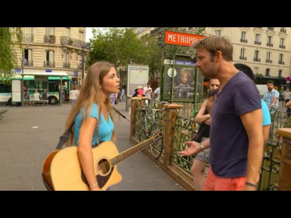 Le retour d'Aurélie dans LMDLA : elle rencontre Nicolas