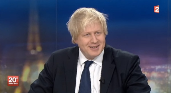 Boris Johnson chez Delahousse le 6 septembre 2015 : Réagissez à son passage !