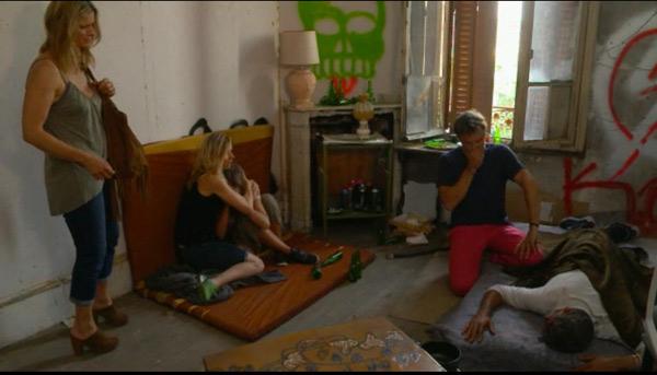 Béné réconforte Aurélie : Bruno est mort dans LMDLA