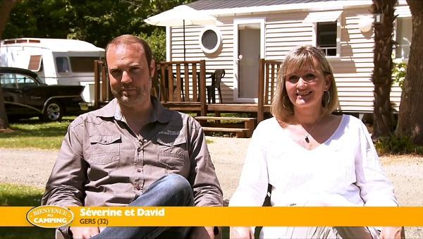 Séverine et David peuvent-ils remporter Bienvenue au camping de la semaine?