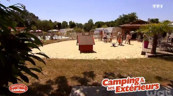 Ce qu'il faut savoir sur Bienvenue au camping cette semaine : vidéo, adresses et photo