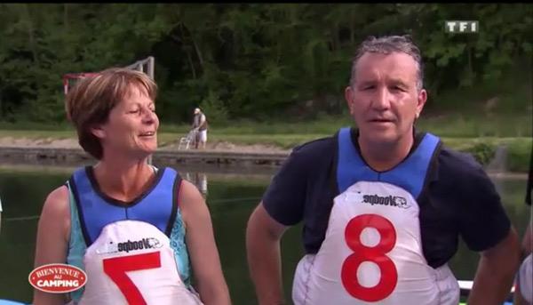 Le camping de Christine et Thierry  peut-il être le gagnant de la semaine ?