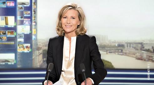 Claire Chazal le départ de TF1 .... elle quitte le JT week end : vos réactions. #ChazalGate ou pas ?