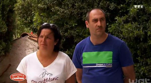 Avis et adresse du camping de Claire et Aurélien de Bienvenue au camping sur TF1