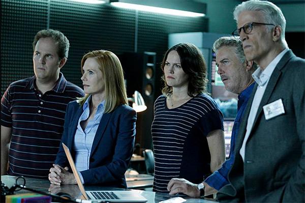 Bande annonce du final Les experts CSI saison 15  : la fin de la fin et les spoilers.