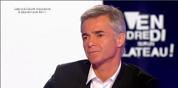 Nouvelle émission pour Cyril Viguier avec Territoires d'infos sur Public Senat / Capture écran