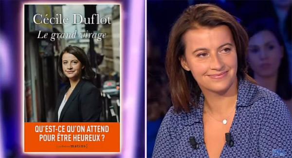 Avis et commentaires Cécile Duflot dans On n'est pas couché