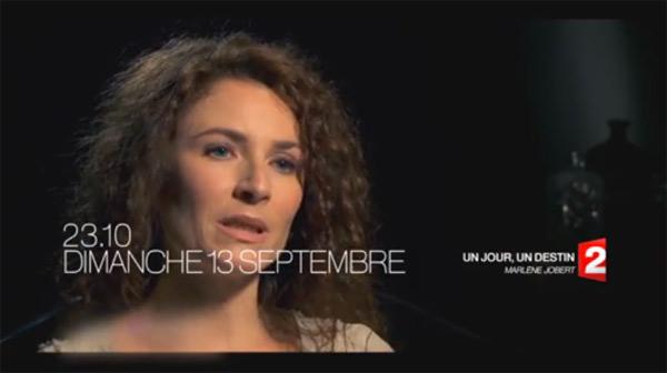 Elsa Lunghini témoigne dans Un jour un destin pour Marlène Jobert un membre de sa famille