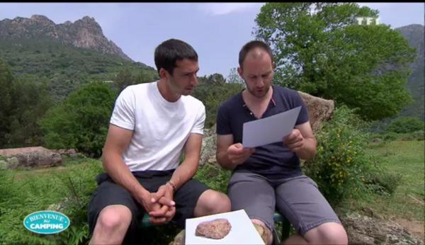 Le camping magique d'Esteban et Massimianu dans un cadre idéal