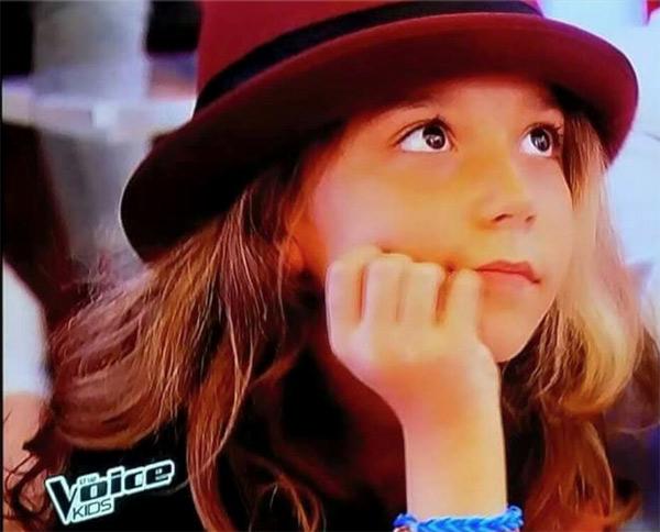 Vos avis sur Estelle âgée de 10 ans dans The Voice Kids 2 en 2015