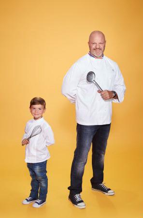 Philippe Etchebest revient ou pas dans Top Chef 2016 (saison 7) ? / Crédit : Quentin CAFFIER / M6