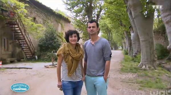 Avis et commentaires sur le camping de Fauzia et Clément (voir l'adresse du camping de Bienvenue au camping).