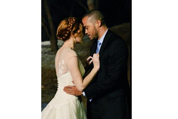 Jackson et April vont-ils se remettre ensemble dans Grey's Anatomy saison 12 ?