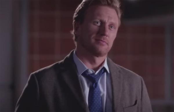 Owen l'homme sexy de Grey's Anatomy saison 12