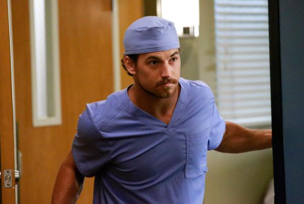Le sexy  Dr. Andrew DeLuca dans Grey's Anatomy saison 10