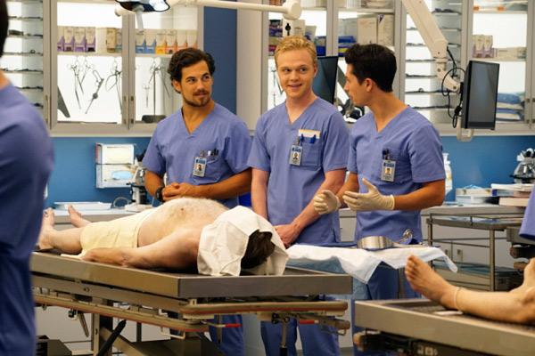 Les internes de Grey's Anatomy saison 10