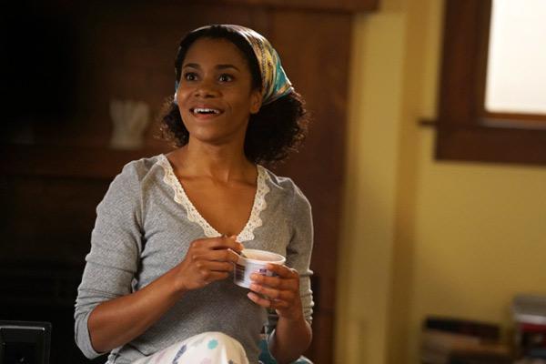 Maggie la soeur de Meredith dans Grey's anatomy saison 10x01