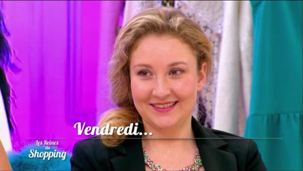 Ingrid l'excentrique dans les reines du shopping #LRDS