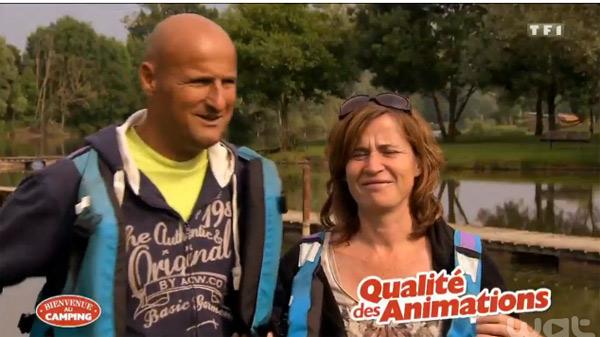 Vos avis sur Isabelle et Bernard de Bienvenue au camping - voir adresse de l'établissement-