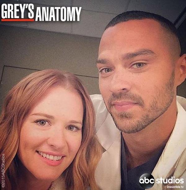 #Japril le retour ou la fin du couple dans grey's Anatomy saison 10