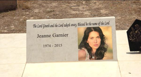Jeanne Garnier est morte, enterrée à Love Island... et Nicolas quand va-t-il apprendre la vérité ?