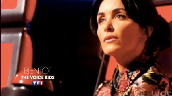 Jenifer sous le charme des voix The Voice Kids 2015