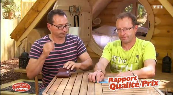 Vos avis sur le camping de Laurent et Jean Pierre dans Bienvenue au camping
