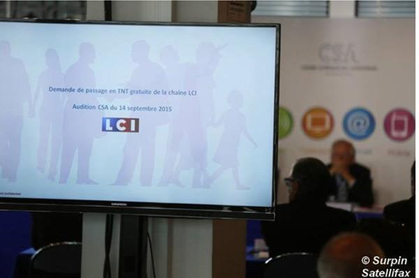 Quelle ligne éditoriale pour LCI en gratuit pour 2016 ? Chaîne du 3ème âge ?