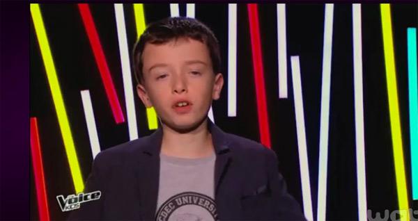 Vos avis et commentaires sur Lisandru de The Voice Kids 2
