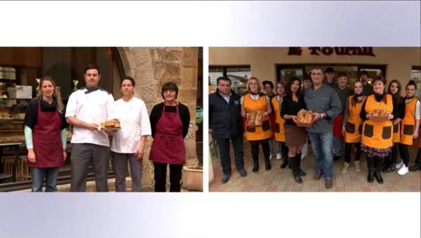 Les adresses des 2 boulangeries en Dordogne pour la meilleure boulangerie de France édition 2015