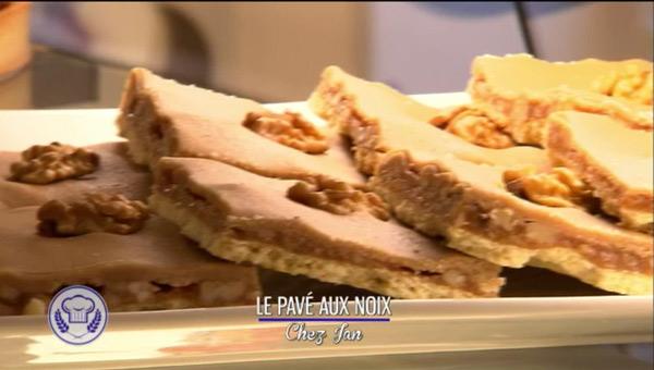 La recette du pavé au noix dans la meilleure boulangerie de France