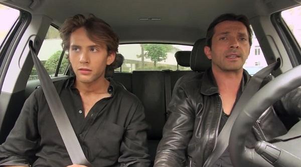 Sylvain aide Christian à expliquer la situation à Chloé
