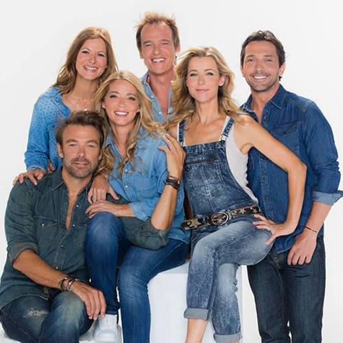 La bande Les mystères de l'amour saison 10 : la photo promo / Photo TMC