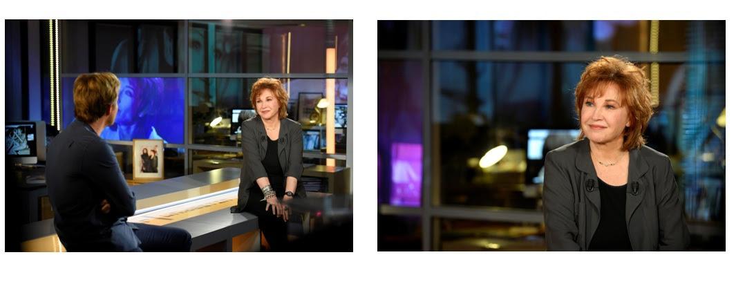 Marlène Jobert dans #1j1d le 13 septembre 2015