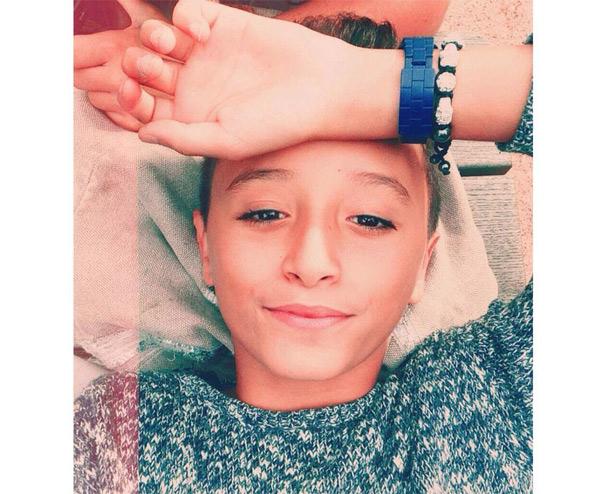 Vos avis et commentaires sur le jeune Mehdi de The Voice Kids 2 / Crédit photo Facebook officiel