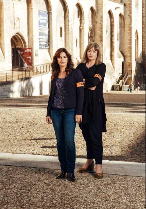 Vos avis et commentaires sur Meurtres à Avignon avec Laetitia Milot