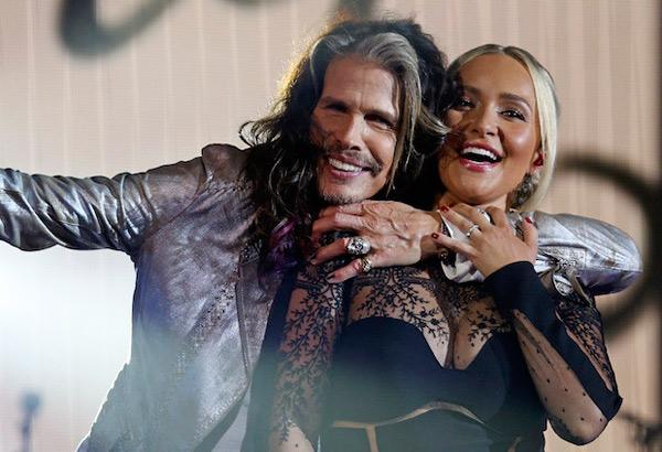 Steven Tyler en guest pour Nashville saison 4x01  / Photo ABC