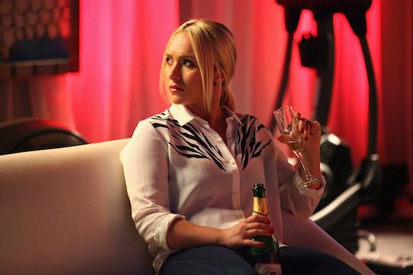 Juliet alcoolique dans la saison 4 de Nashville (comme sa mère?) / Photo ABC