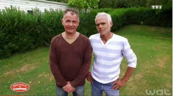 Vos avis sur le camping de Patrice et Marc dans Bienvenue au camping sur TF1