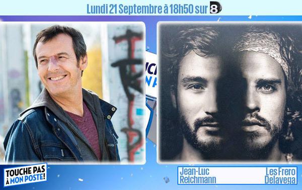 Les invités Hanouna de TPMP le 21/09/2015 / photo Facebook