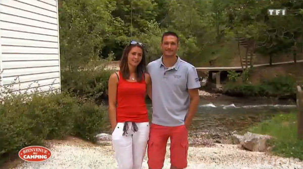 Avis et commentaires sur le camping de Stéphanie et Aurélien dans Bienvenue au camping + adresse / brochure disponible