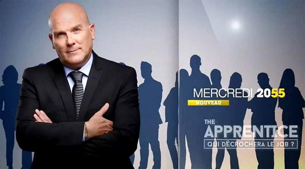 The apprentice M6 déprogrammé : bide en prime time ?