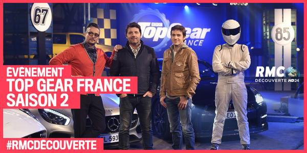 avis et commentaires top gear france saison 2. Black Bedroom Furniture Sets. Home Design Ideas
