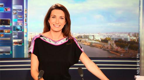 Vos avis et commentaires sur Anne Claire Coudray remplaçante de Claire Chazal sur TF1