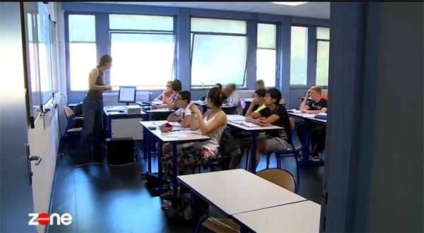 Avis et commentaires Zone Interdite 13/09/2015 en immersion dans le collège de Marseille