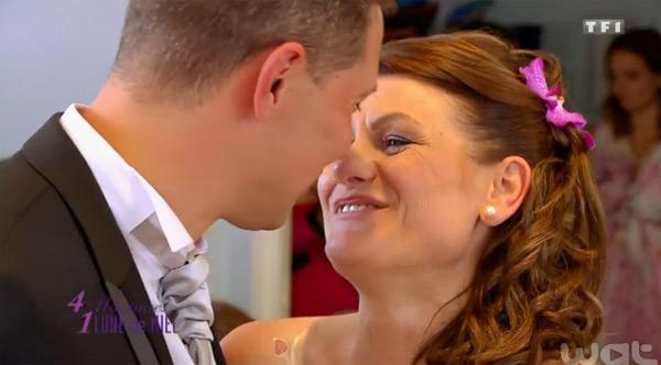 Le mariage de Cendrine et Joannes dans 4 mariages sur TF1 : vos réactions
