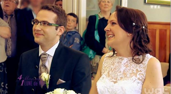 Les commentaires sur le mariage d'Elodie et Frederic dans 4 mariages pour 1 lune de miel