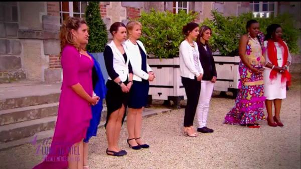 Qui est la gagnante de 4 mariages pour 1 lune de miel le 02/10/2015 sur TF1  ?