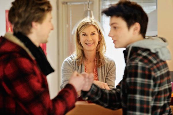 Un fils le téléfilm choc de France 2 le 04/11/2015 / Photo France 2 - Remy Grandroques